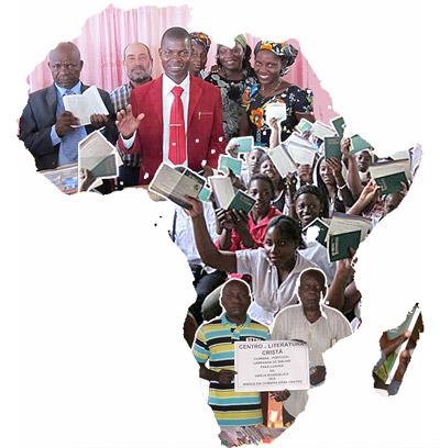 Campanha Biblias por Africa