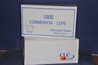 Copos descartáveis para Santa Ceia - 1000 unidades