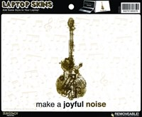 Laptop skins - make a joyful noise