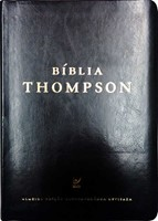 Bíblia Thompson - Capa Preta