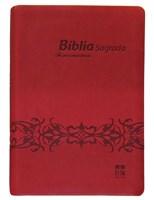 Bíblia DN 64C - capa vermelha