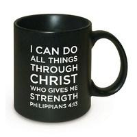 Caneca Philippians 4:13
