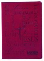 Bloco de notas - names of Jesus