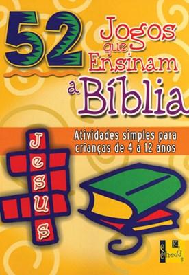 52 Jogos que ensinam a Bíblia