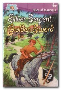 Silver serpent & Golden sword