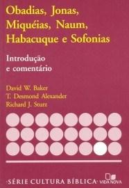 Obadias, Jonas, Miquéias, Naum, Habacuque e Sofonias
