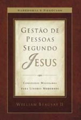 Gestão de pessoas segundo Jesus