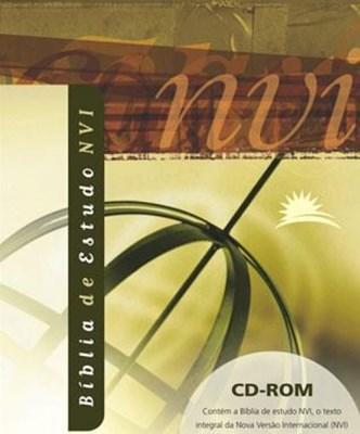 Bíblia de estudo NVI em Cd-rom