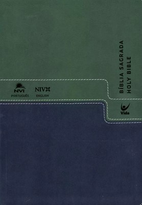 Bíblia NVI Bilíngue Português - Inglês