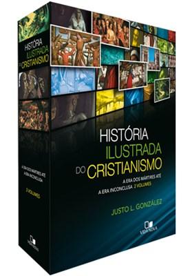 História ilustrada do Cristianismo em 2 volumes