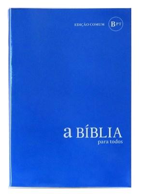 Bíblia para Todos capa cartolina plastificada