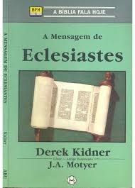 A mensagem de Eclesiastes