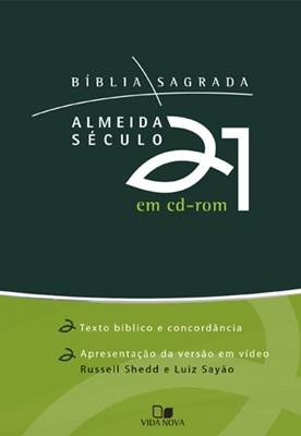 Bíblia Almeida Século 21 em CD-Rom