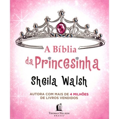 Bíblia da Princesinha