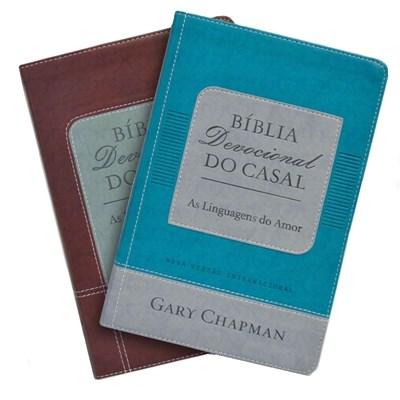 Bíblia Devocional do Casal, Kit 2 unidades