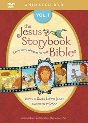 Jesus Storybook Bible Animated DVD: Vol 1