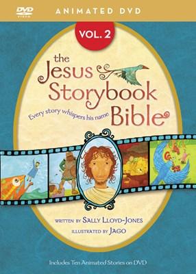 Jesus Storybook Bible Animated DVD: Vol 2
