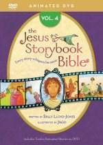 Jesus Storybook Bible Animated DVD: Vol 4 [DVD]