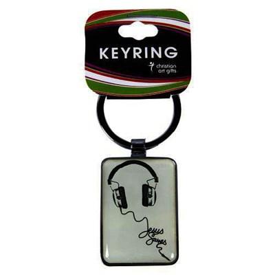Porta-chaves - Jesus Saves