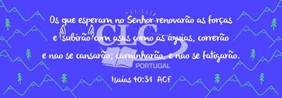 Marcador Isaías 40:31