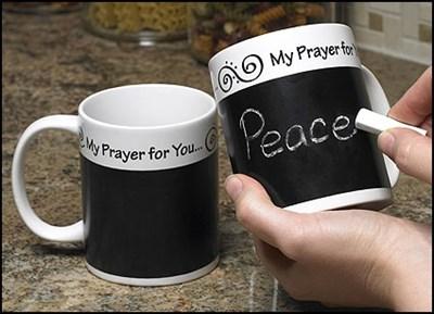 Caneca Oração