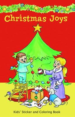 Livro de atividades - Christmas Joys