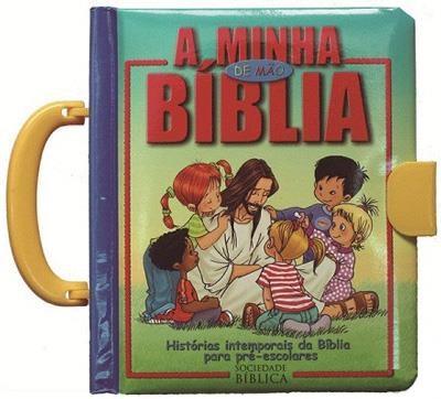 Minha Bíblia de mão