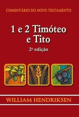 1 e 2 Timóteo e Tito - 2ª edição