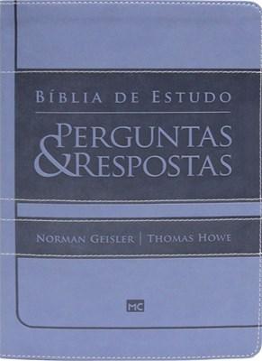 Bíblia de estudo perguntas e respostas