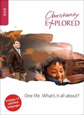 Christianity Explored - including 14 subtitled languages [DVD]