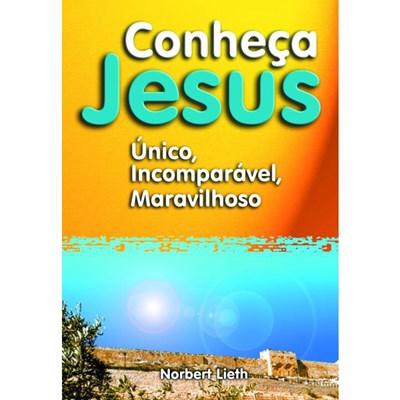 Conheça Jesus