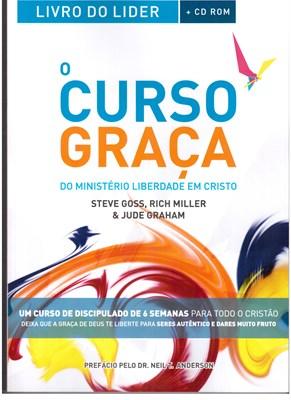 O Curso Graça - Livro do Líder (oferta de CD ROM)