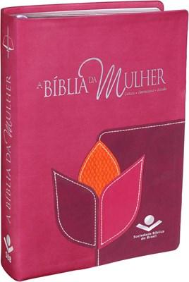 Bíblia da mulher, tamanho grande
