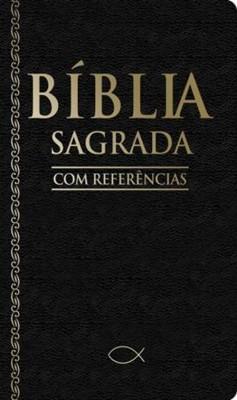 Bíblia Sagrada com referências