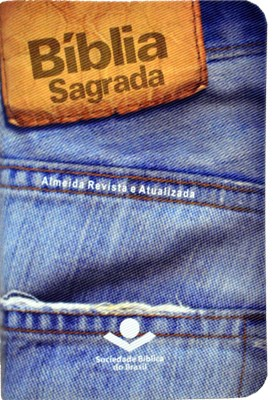 Bíblia Sagrada edição de bolso