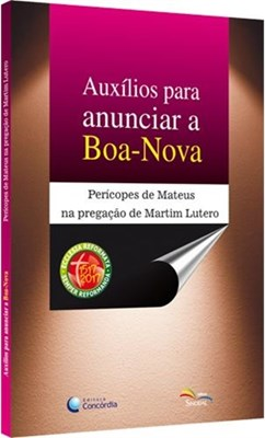 Auxílios para anunciar a Boa Nova Volume 1 Mateus