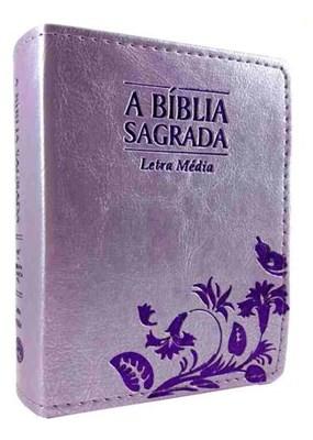 Bíblia Sagrada ACF letra média, formato compacto