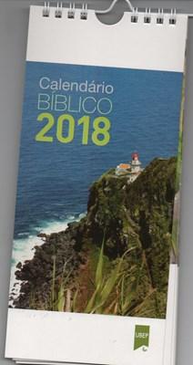 Calendário Bíblico 2018