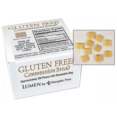 Pão sem gluten para santa ceia