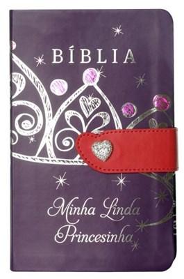 Bíblia Minha Linda Princesinha