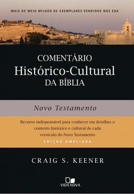 Comentário Histórico-cultural da Bíblia