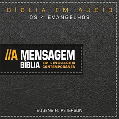 Os 4 evangelhos, A Mensagem [CD]
