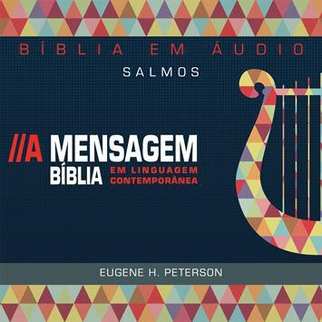 Salmos, A Mensagem [CD]