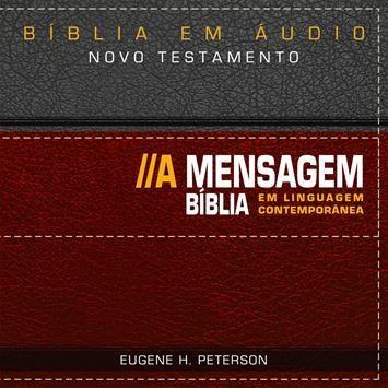 Novo Testamento, A Mensagem [CD]