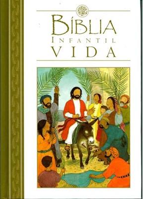 Bíblia infantil Vida