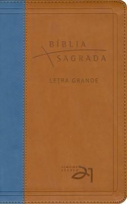 Bíblia Almeida Século 21 com letra grande