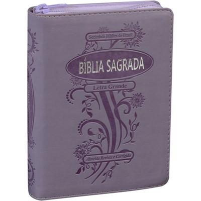 Bíblia Sagrada em formato compacto