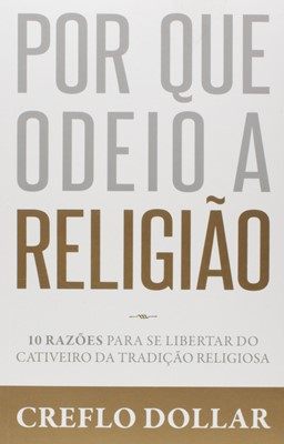 Por que odeio a religião
