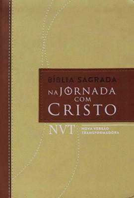 Bíblia sagrada na jornada com Cristo