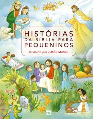 Histórias da bíblia para pequeninos